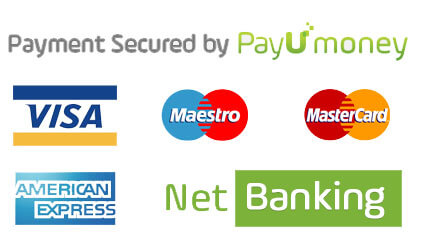 Secured Payment via PayU